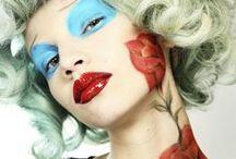 Editorial Make-up / by Regia Rascha
