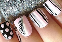 Nails / You can change your nails as often as you change your mood...