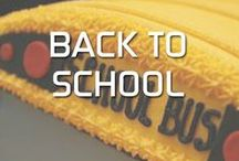 Back to School / Back to School is a bitter sweet moment. It symbolizes the end of summer, our kids getting bigger and busy carpool lines! Our P'baby crew has gathered recipes, clothing, crafts and other fun ideas to help your Psychobaby's (and your) bottom lip from quivering!