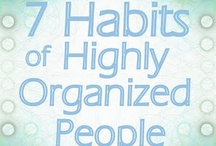 organize / get organized... or at least dream about it  ;)