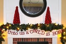 Christmas Cheer / by Erika Huggins