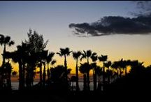Discovering Gran Canaria / Sunsets Gran Canaria http://www.gloriapalaceth.com/ / by Gloria Thalasso & Hotels