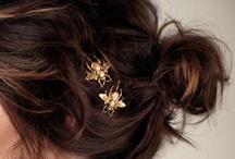 hair / by Nayna V