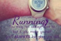 Running! / by Clarissa Horner