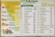 Top 30 Super Foods / Here are recipes for the top 30 super foods from Dr. Fuhrman