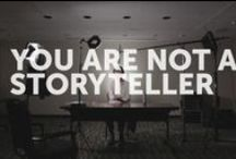 video storytelling / by Claire Shafer