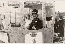 Koninginnenfeesten 1948 Zeeland - Koningin Juliana / In 1948 werd het regeringsjubileum van Wilhelmina gevierd en werd Juliana ingehuldigd als Koningin der Nederlanden. In Middelburg werd dat jaar een historische optocht georganiseerd. HERKENT U PERSONEN OP DE FOTO'S VAN DE OPTOCHT? NOTEER ZE IN HET REACTIEVELD VAN DE FOTO! * Zeeuws Archief | 1948 | regeringsjubileum | Koningin Wilhelmina | feest | optocht | troonswisseling | inhuldiging | Koningin Juliana | Royal Inauguration | Queen of the Netherlands