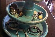 Jewelry Organization Ideas