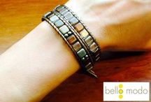 Wrap Style Bracelets / Lots of inspiration and tutorials to be found here!