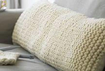 Knitting  / by Alison Pritchard
