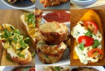 Recipes We All Love / This is a community board where everyone is invited to post their favorite recipes. The rules are simple - don't spam & respect others:)  To be included in the pinning action simply comment on one of the pins here that you would like to join the fun! / by A Holiday Chef