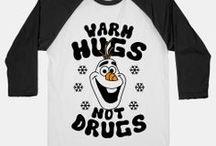 Hi, I'm Olaf and I like warm hugs! / by Katie Gauger