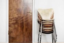 mid century modern design / The MCM trend is in full swing.  Design is steadily moving toward a more minimalist aesthetic and vintage 50's and 60's decor is in high demand. / by Kirsten Reilly