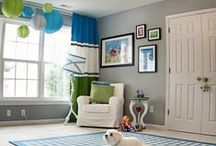 Kid's Room / by Kirsten Reilly