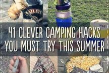 let's go camping / camping tips and tricks