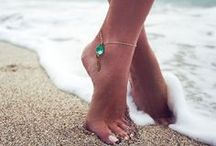 Anklets and Barefoot Sandals