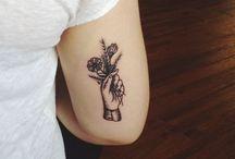 tattoo / by Xanele Puren