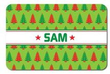 Personalized Holiday Gifts / All the things you need to customize your Holidays! Christmas and Hanukkah Gifts you can DIY or personalize!