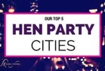 UKGirlThing's Hen Party Cities / UKGirlThing specialises in UK cities as locations for hen parties!