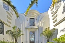 Art Deco Homes / by Kirsten Reilly