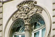 Art Nouveau / by Kirsten Reilly