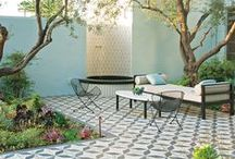 Hardscape and Patio Design / California is all about outdoor living.   / by Kirsten Reilly