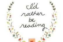 Bookworm Confessions / Why am I pinning when I can be reading?