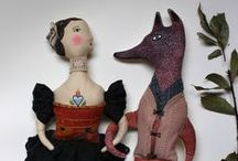 unique dolls