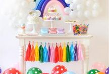 Rainbows Gifts & Party