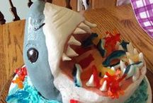 Fin-tastic Gifts & Party / Jaw-some ideas for shark lovers!