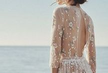 BRIDE / Simple, chic wedding dresses for the modern bride