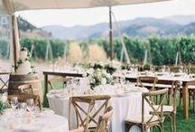 OUTDOOR WEDDING / outdoor wedding decor, lake wedding, beach wedding, mountain wedding, park wedding, outdoor wedding ideas