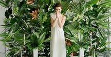 Botanical Wedding / A green and lush Botanical wedding and details