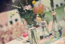PARTY THEME - Vintage Floral