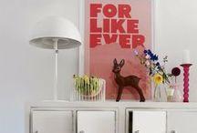 I D E A S - bedroom pastels