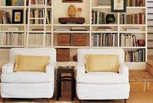 I D E A S - Reading Corner / interior ideas for a reading corner / area for my home