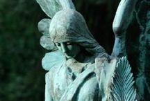 ANGELS ABOUND / by Elizabeth Hesseltine