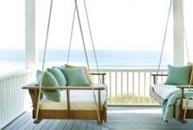 I D E A S - porch style / decor for your porch porch ideas