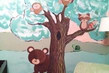 nursery ideas--clients / by Christina Heffernan