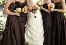 chocolate / Chocolate and ivory wedding inspiration from our anna bé bridal boutique stylists. Handsome and lovely.