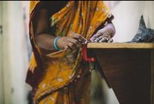 HOW IT'S MADE || / An Image board in our India business trip to develop the new collection and visit our producers.