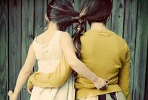 Mothers and Daughters / by Jen Calabrase