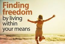 Financial Freedom / We want to give you an attainable goal of financial freedom & go live your dreams! / by Payoff
