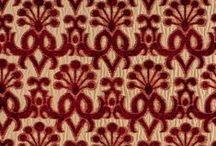 Reds   ANICHINI Fabrics / A lookbook of ANICHINI Fabrics and Wallcoverings in red.