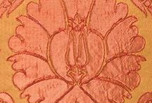 Oranges   ANICHINI Fabrics / A lookbook of ANICHINI Fabrics and Wallcoverings in orange.