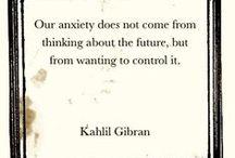 Kahlil Gibran / by Elizabeth Hesseltine