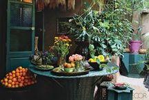 Home Decor Outdoors: Gardens, Porches & Sunrooms
