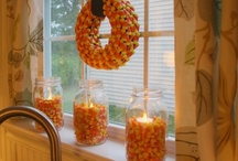 Fall/Halloween Ideas / by Tonia Murray