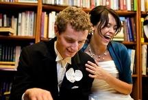 Literary, Library, Word Nerd Weddings! / by Bellus Designs