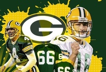 """Go...PACK...Go!!! / This is for my daughter, who through no fault of mine got the """"football gene"""" and went on to marry a """"Cheesehead"""" from Wisconsin.  Their daughters now walk around the house shouting...""""Go, Pack, Go!!!"""" / by Karen Beaman"""